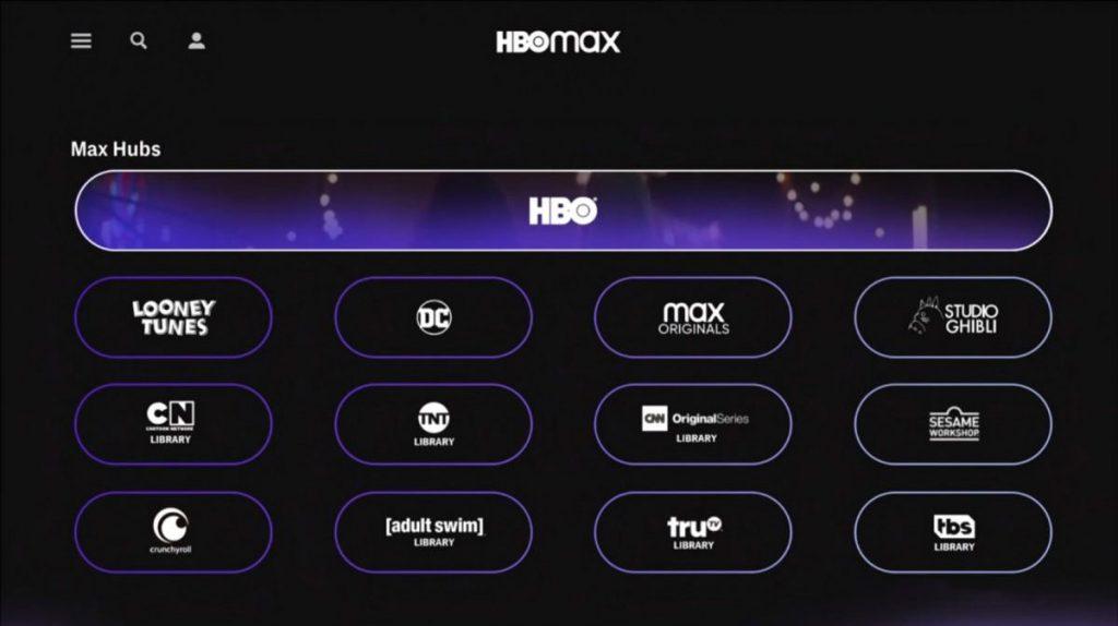hbo max stream