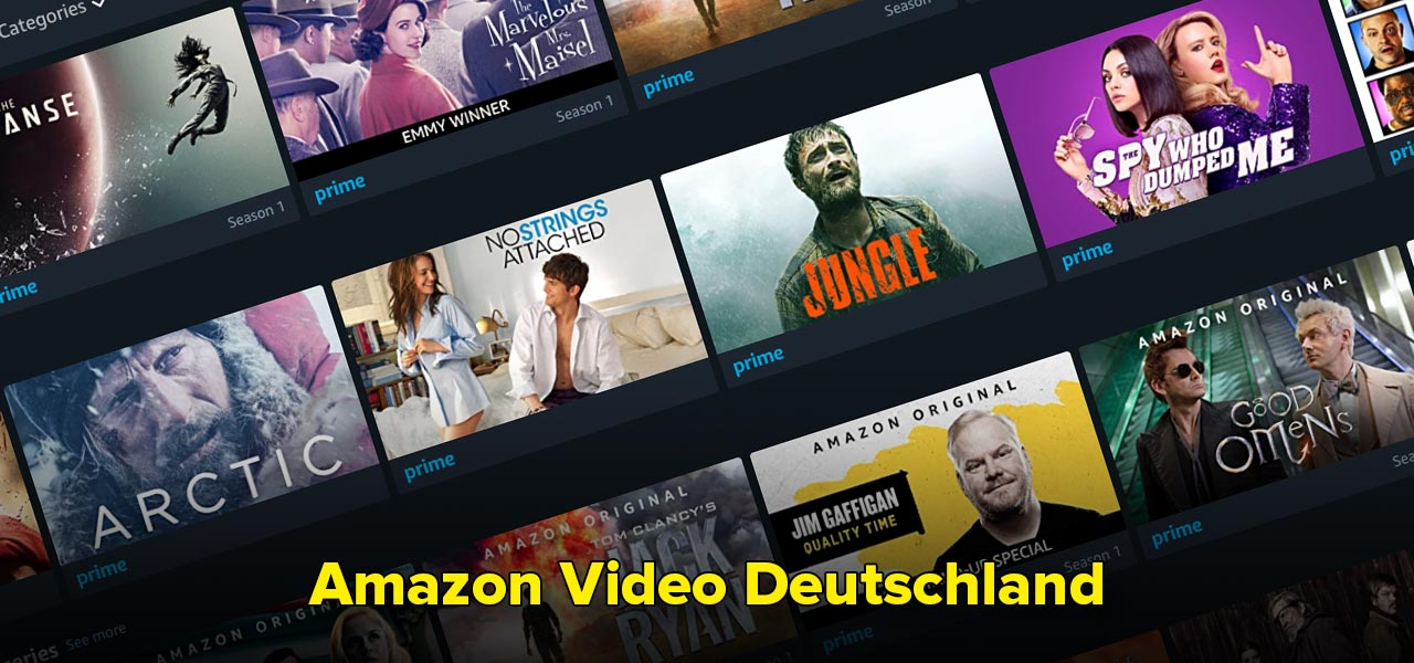 amazon video deutschland