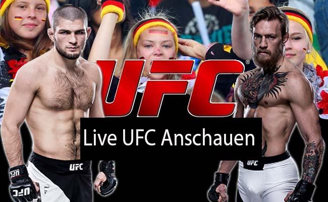 Ufc Fernsehen Deutschland