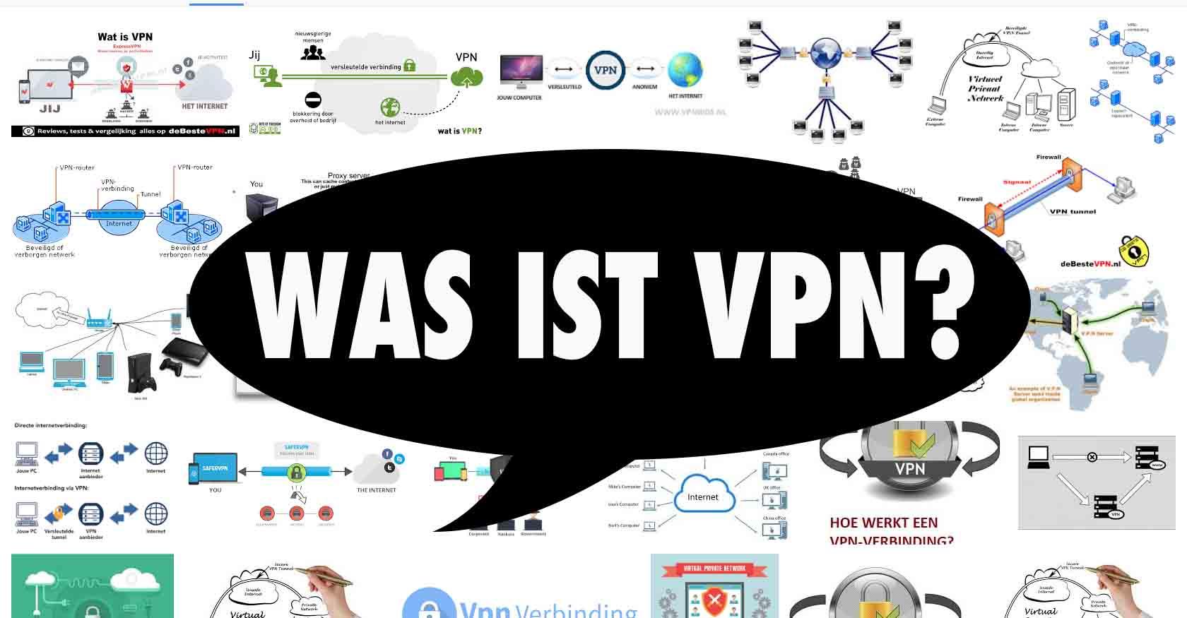 VPN Anbieter
