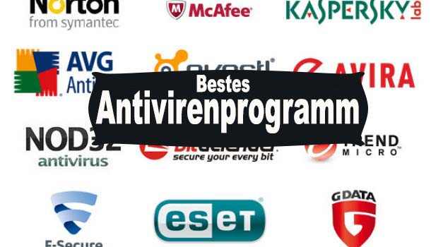 Bestes Antivirenprogramm