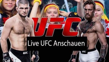 UFC Fight Night | Wie Sie die UFC Fight Night streamen können