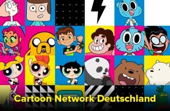 Cartoon Network tv Online Streamen 2021