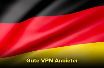 Gute VPN Anbieter Deutschland