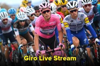 Giro Italia livestream: Alle Radrennen im Livestream 2021