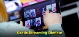 Gratis Streaming Dienste: So kannst du kostenlos Filme schauen!