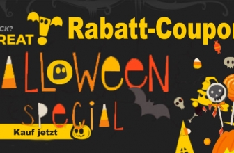 CyberGhost Halloween Rabatt Coupon345