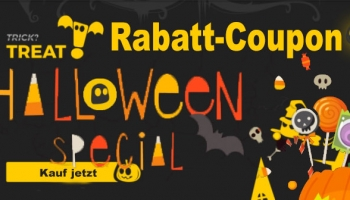 CyberGhost Halloween Rabatt Coupon345