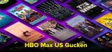 HBO Max Stream in Deutschland anschauen