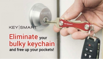 So organisieren Sie Ihre Schlüssel mit diesem Key Gadget