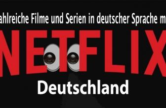 Deutsche Filme auf Netflix streamen