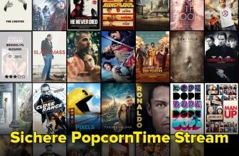 Grenzenloses Film- und Serienvergnügen mit sichere Popcorn stream