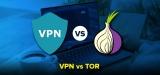 VPN vs Tor: Service Vergleich, Vorteile und Nachteile!